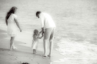 Thornberry Family - Captiva Florida Beach Photos