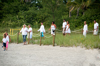 Beavers Family - Captiva Florida Beach Photos - South Seas Resort