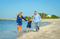 Fautz Family - Sanibel Island