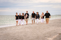 Seehausen Family - Captiva Florida Beach Photos - Captiva Florida