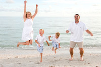Rademyer Family - Sanibel Island Florida - Family Beach Photos