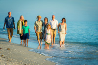 Langholtz Family - Sanibel - Family Beach Photos