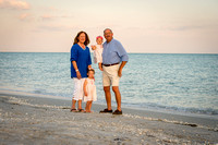 Korns Family - Sanibel Island